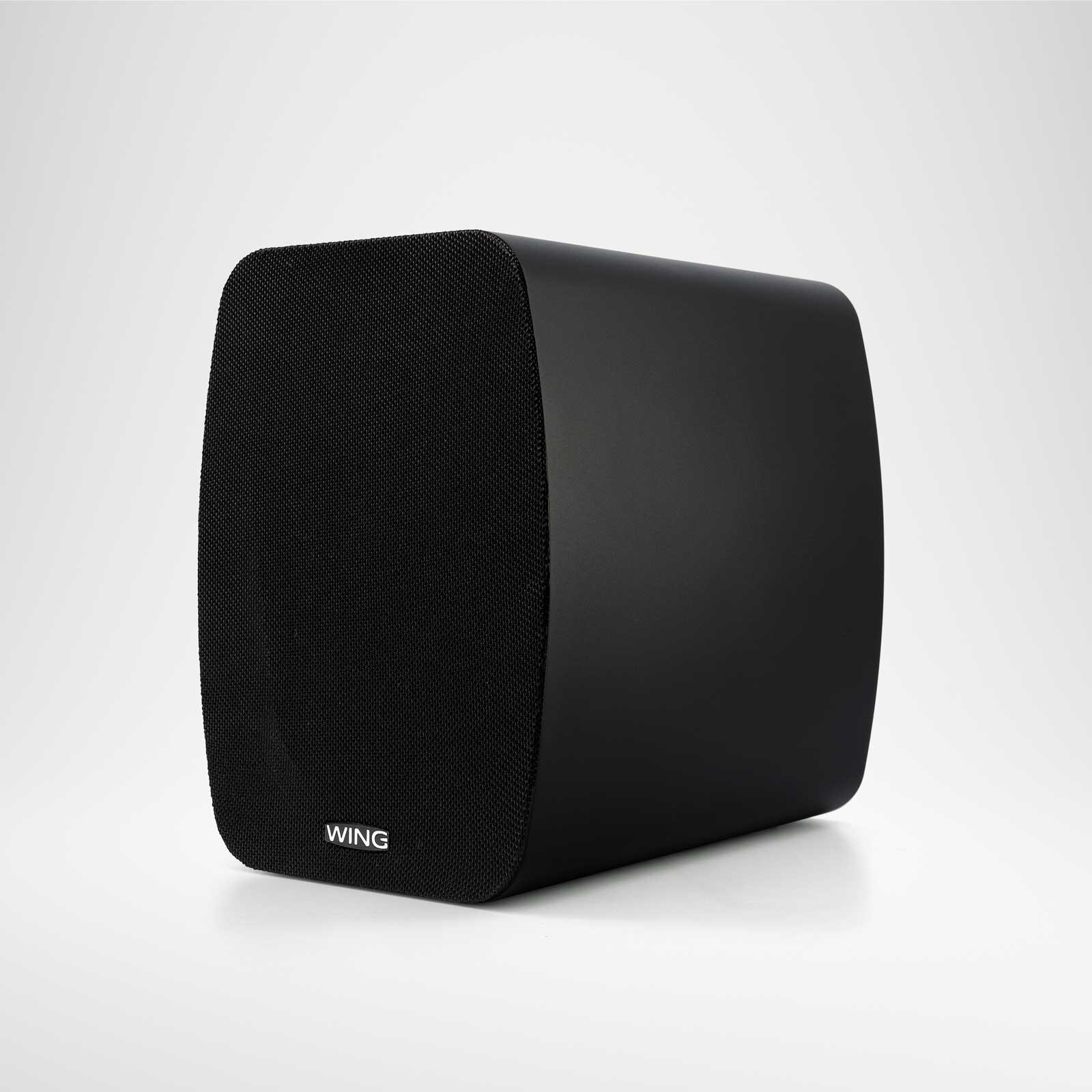 Wing Shelf speakers