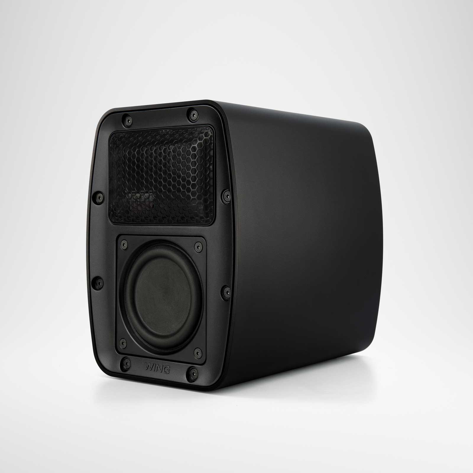 Wing - Best shelf speakers